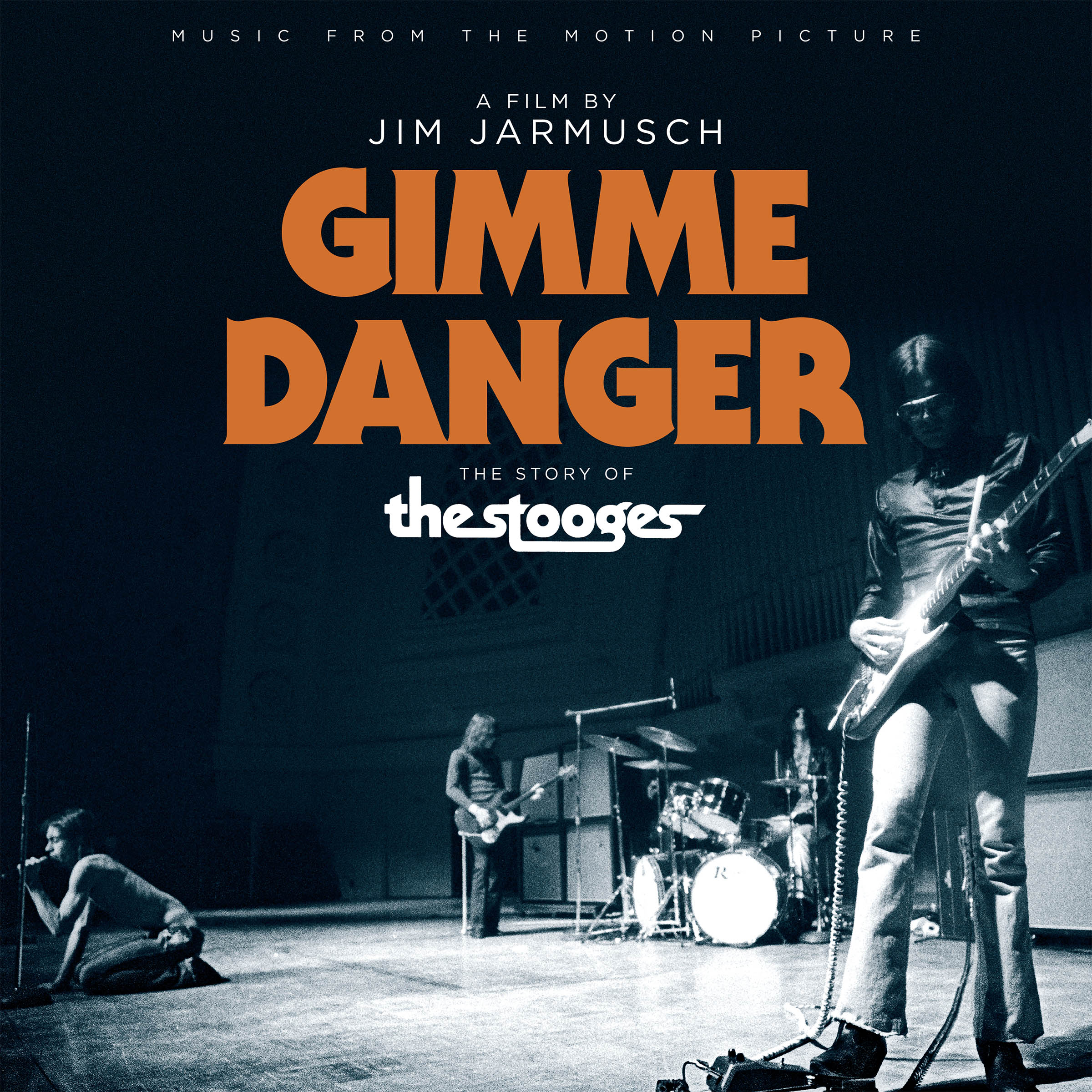 Gimme Danger OST