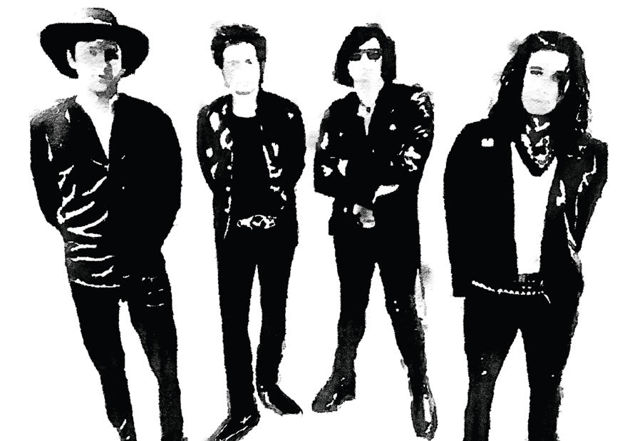The Last Bandoleros - Fly With You (Single)