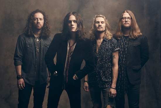 Tyler Bryant & The Shakedown – Truth And Lies