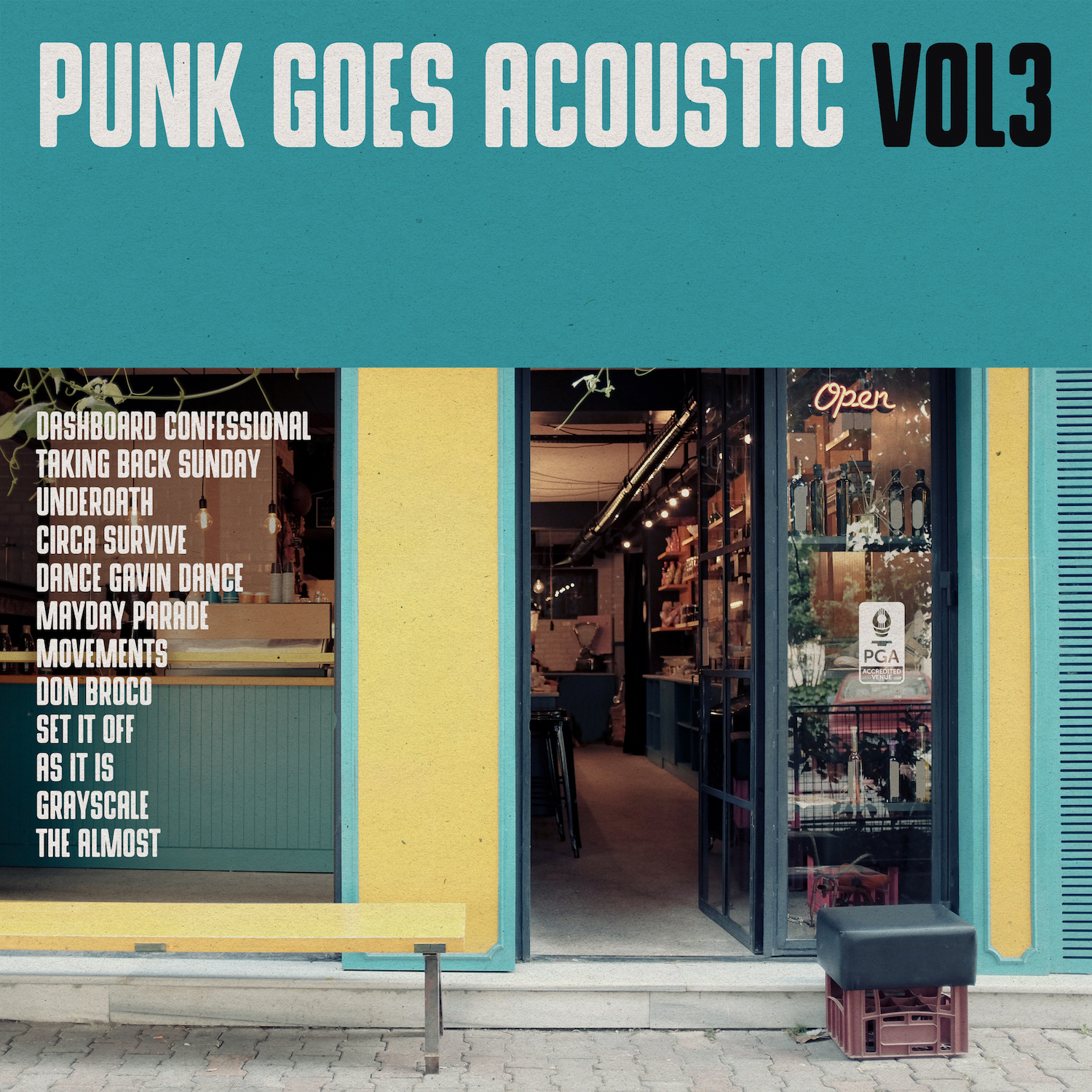 Various Artists – Punk Goes Acoustic Vol. 3